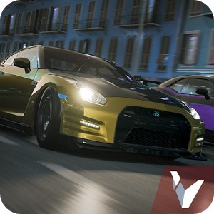 Speed Kings Drag Fast Racing Android Hileli Mod Apk indir