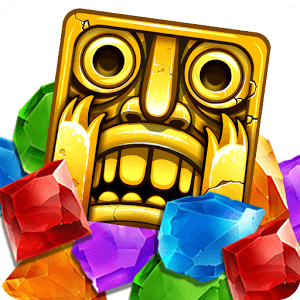 Temple Run Treasure Hunters Android Hileli Mod Apk indir