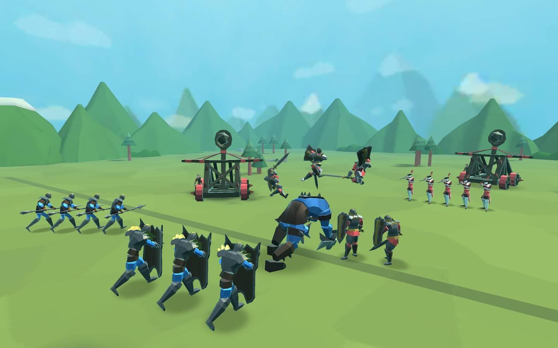Epic Battle Simulator 2 Hileli Mod Apk