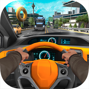 Extreme Car In Traffic 2017 Android Hileli Mod Apk indir