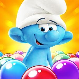 Smurfs Bubble Story Android Hileli Mod Apk indir