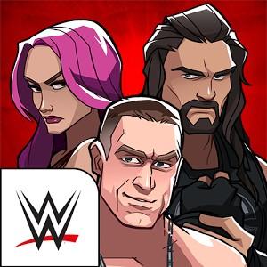 WWE Tap Mania Android Hileli Mod Apk indir