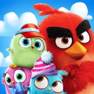 Angry Birds Match Android Hileli Mod Apk indir