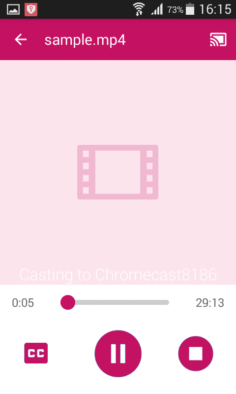 BitX Cast Player Pro Apk