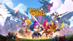 Hyper Heroes Android Hileli Mod Apk indir