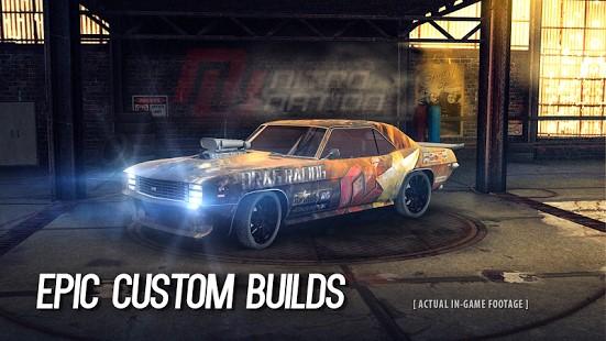Nitro Nation Drag Racing Hileli Apk