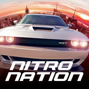 Nitro Nation Drag Racing Android Hileli Mod Apk indir