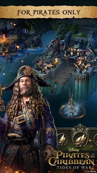Pirates of the Caribbean ToW Apk