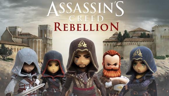 Assassin's Creed Rebellion Android Hileli Mod Apk indir