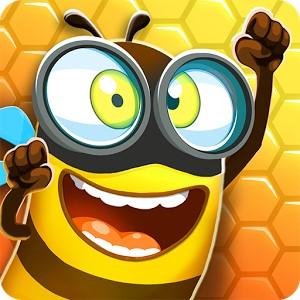Bee Brilliant Blast Android Hileli Mod Apk indir