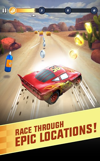 Cars Lightning League Hileli Mod Apk