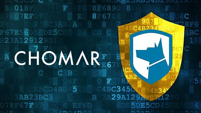 CHOMAR Antivirüs ve Güvenlik Android Apk indir