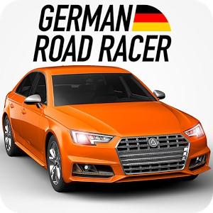 German Road Racer Android Hileli Mod Apk indir