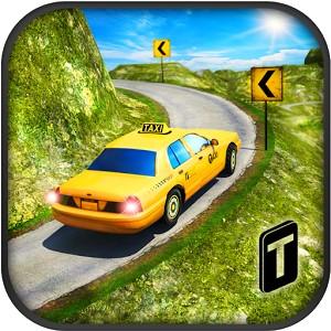 Taxi Driver 3D Hill Station Android Hileli Mod Apk indir