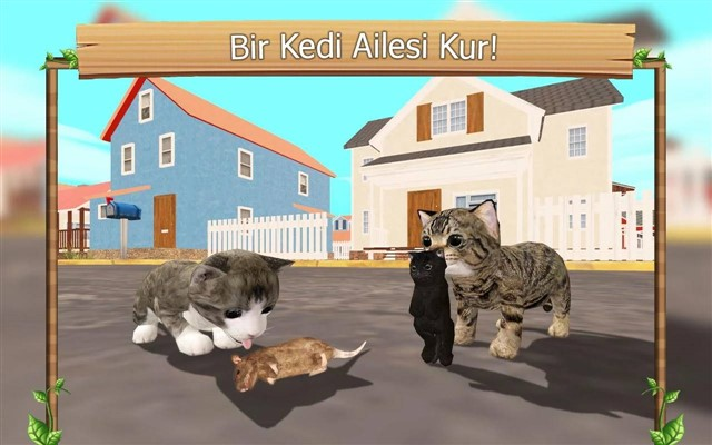 Çevrimiçi Kedi Simülatörü Hileli Mod Apk