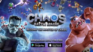 Chaos Battle League Android Hileli Mod Apk indir