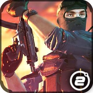 Counter Terrorist 2 Gun Strike Android Hileli Mod Apk indir