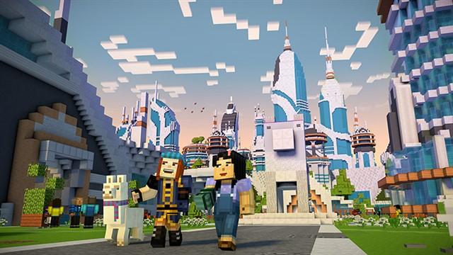 Minecraft Story Mode Season Two Hileli Apk