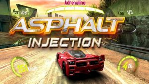 Asphalt Injection Android Hileli Mod Apk indir