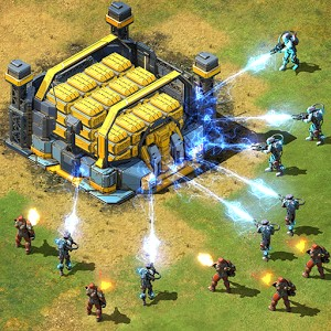 Battle for the Galaxy Android Hileli Mod Apk indir