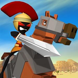 Battle of Rome War Simulator Android Hileli Mod Apk indir
