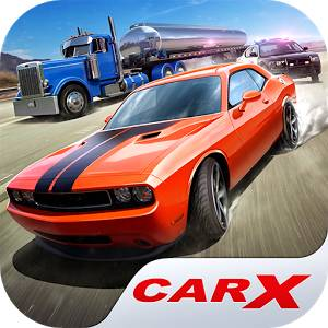 CarX Highway Racing Android Hileli Mod Apk indir