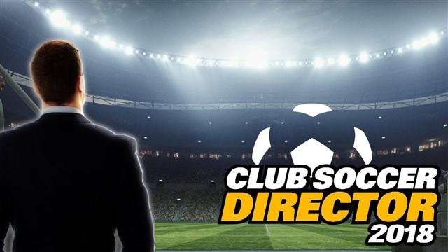 Club Soccer Director 2018 Android Hileli Mod Apk indir