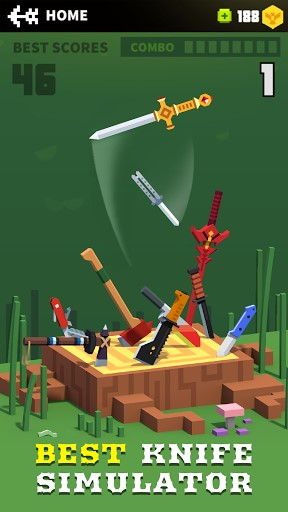 Flippy Knife Hileli Mod Apk