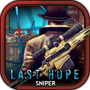 Last Hope Sniper Zombie War Android Hileli Mod Apk indir