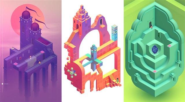 Monument Valley 2 Android Full Hile Mod Apk