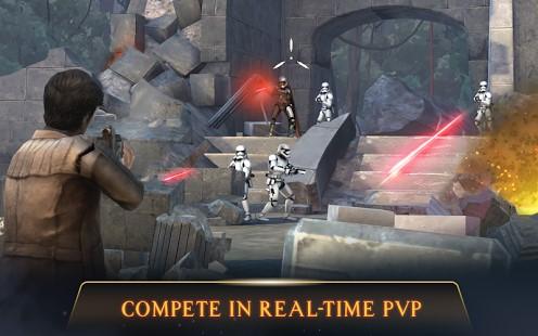 Star Wars Rivals Hileli Mod Apk