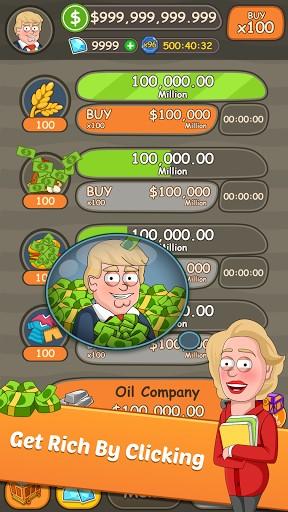The Big Capitalist Hileli Mod Apk