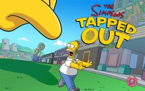 The Simpsons Tapped Out Android Hileli Mod Apk indir
