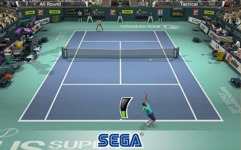 Virtua Tennis Challenge Hileli Mod Apk