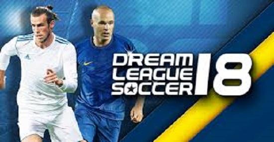 Dream League Soccer 2018 Hile Mod Apk