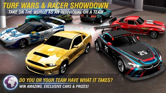 Racing Rivals Full Hile Mod Apk