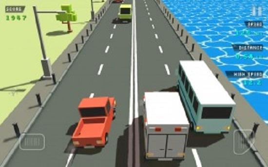 traffic racer hileli apk