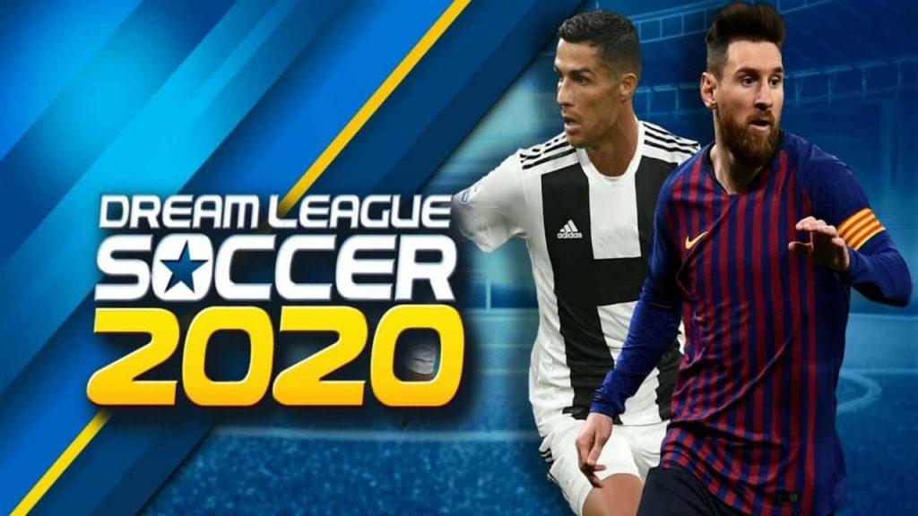 Dream League Soccer 2020 Para Hileli Mod Apk İndir