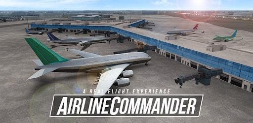 AIRLINE COMMANDER PARA Hileli Mod Apk İndir