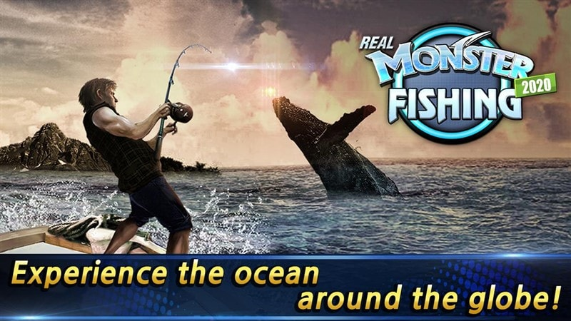 Monster Fishing 2020 Hileli Mod Apk İndir