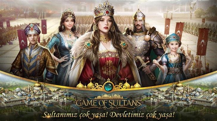 Game of Sultans - Taht-ı Saltanat Hileli Apk İndir