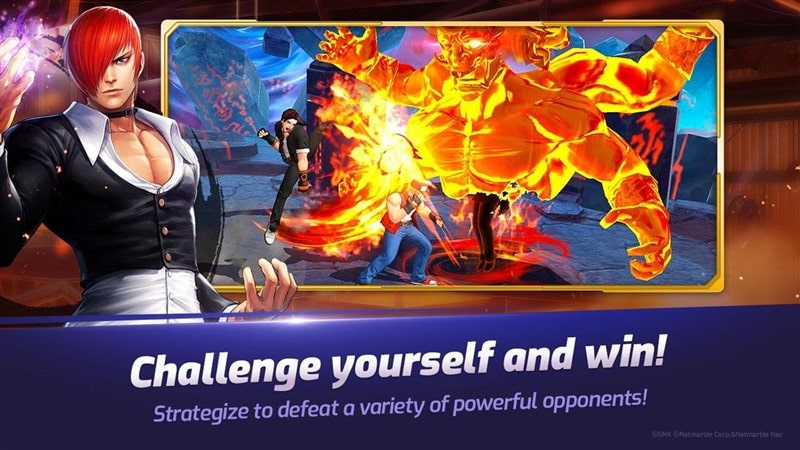 The King of Fighters ALLSTAR Android Hileli Mod Apk İndir